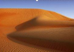 Farben der Wüste (Wandkalender 2018 DIN A2 quer)