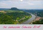 Die sächsische Schweiz 2018 (Wandkalender 2018 DIN A4 quer)
