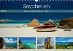 Seychellen - Ein letztes Paradies auf Erden (Wandkalender 2018 DIN A3 quer)