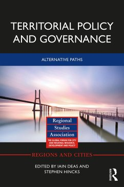Territorial Policy and Governance (eBook, PDF)
