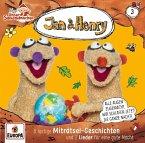 Jan & Henry, 1 Audio-CD