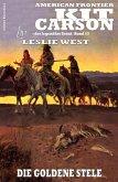 Kit Carson 13: Die goldene Stele (eBook, ePUB)
