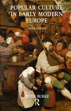 Popular Culture in Early Modern Europe (eBook, PDF)