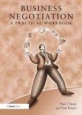 Business Negotiation (eBook, ePUB)