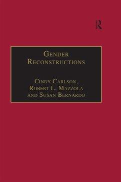 Gender Reconstructions (eBook, ePUB)