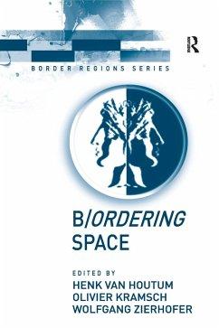 B/ordering Space (eBook, ePUB) - Houtum, Henk Van