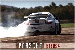 Porsche GT3RS 4,0 (Wandkalender 2018 DIN A3 quer)