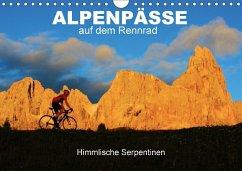 Alpenpässe auf dem Rennrad ´´Himmlische Serpent...