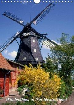 Windmühlen in Norddeutschland (Wandkalender 2018 DIN A4 hoch) Dieser erfolgreiche Kalender wurde dieses Jahr mit gleichen Bildern und aktualisiertem Kalendarium wiederveröffentlicht.