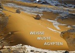 Weisse Wüste Ägypten (Wandkalender 2018 DIN A2 quer)
