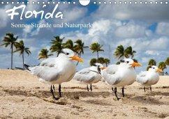 Florida - Sonne, Strände und Naturparks (Wandkalender 2018 DIN A4 quer)