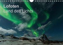 Lofoten Land des LichtsCH-Version (Wandkalender 2018 DIN A4 quer) Dieser erfolgreiche Kalender wurde dieses Jahr mit gleichen Bildern und aktualisiertem Kalendarium wiederveröffentlicht.