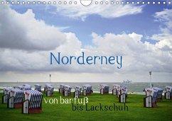 Norderney - von barfuß bis Lackschuh (Wandkalender 2018 DIN A4 quer) Dieser erfolgreiche Kalender wurde dieses Jahr mit gleichen Bildern und aktualisiertem Kalendarium wiederveröffentlicht.