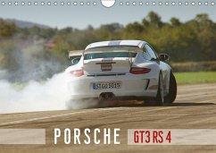Porsche GT3RS 4,0 (Wandkalender 2018 DIN A4 quer)