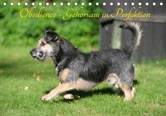 Obedience - Gehorsam in Perfektion (Tischkalender 2018 DIN A5 quer)
