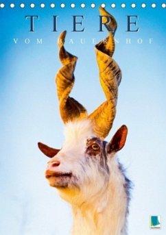 Tiere vom Bauernhof (Tischkalender 2018 DIN A5 hoch) Dieser erfolgreiche Kalender wurde dieses Jahr mit gleichen Bildern und aktualisiertem Kalendarium wiederveröffentlicht.