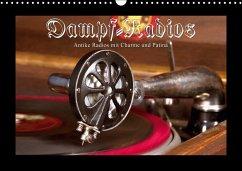 Dampfradios - Antike Radios mit Charme und Pati...