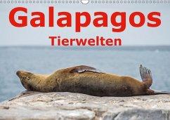 Galapagos - Tierwelten (Wandkalender 2018 DIN A3 quer)