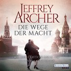 Die Wege der Macht / Clifton-Saga Bd.5 (MP3-Download)