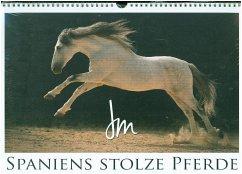 Spaniens stolze PferdeAT-Version (Wandkalender ...