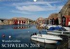 Wundervolles Schweden 2018 (Wandkalender 2018 DIN A3 quer)