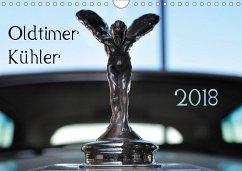 Oldtimer Kühler (Wandkalender 2018 DIN A4 quer)