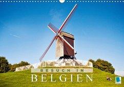 Besuch in Belgien (Wandkalender 2018 DIN A3 quer)