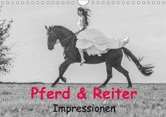 Pferd & Reiter - Impressionen (Wandkalender 2018 DIN A4 quer) Dieser erfolgreiche Kalender wurde dieses Jahr mit gleichen Bildern und aktualisiertem Kalendarium wiederveröffentlicht.