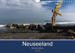 Neuseeland 2018 - Bilder einer Radreise (Wandkalender 2018 DIN A4 quer)