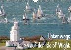 Unterwegs auf der Isle of Wight (Wandkalender 2018 DIN A4 quer)