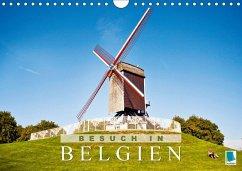 Besuch in Belgien (Wandkalender 2018 DIN A4 quer)
