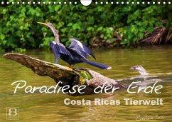 Paradiese der Erde: Costa Ricas Tierwelt (Wandkalender 2018 DIN A4 quer) Dieser erfolgreiche Kalender wurde dieses Jahr mit gleichen Bildern und aktualisiertem Kalendarium wiederveröffentlicht.