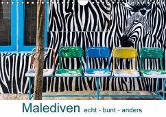 Malediven - echt - bunt - anders (Wandkalender 2018 DIN A4 quer) Dieser erfolgreiche Kalender wurde dieses Jahr mit gleichen Bildern und aktualisiertem Kalendarium wiederveröffentlicht.