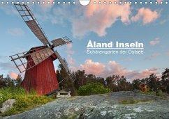 Åland Inseln: Schärengarten der Ostsee (Wandkalender 2018 DIN A4 quer) Dieser erfolgreiche Kalender wurde dieses Jahr mit gleichen Bildern und aktualisiertem Kalendarium wiederveröffentlicht.