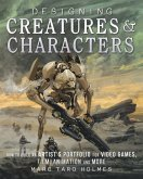 Designing Creatures and Characters (eBook, ePUB)