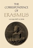 The Correspondence of Erasmus: Letters 2472 to 2634, Volume 18