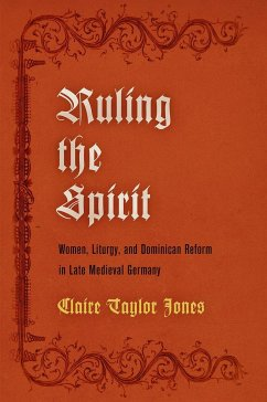 Ruling the Spirit - Jones, Claire Taylor