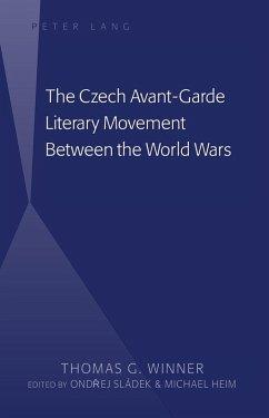 Czech Avant-Garde Literary Movement Between the World Wars