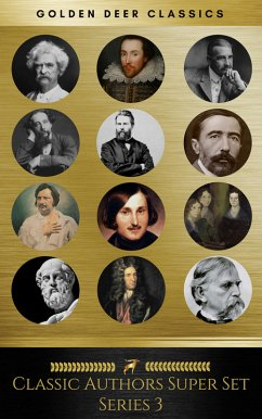 Classic Authors Super Set Series 3 (Golden Deer Classics) (eBook, ePUB)