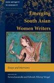 Emerging South Asian Women Writers (eBook, ePUB)