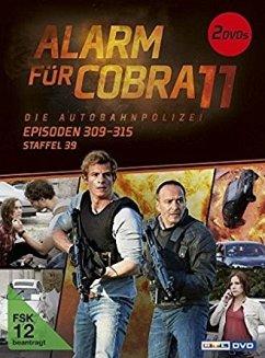Alarm für Cobra 11 - Staffel 39 (2 Discs)