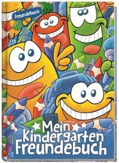 Mein Kindergarten Freundebuch