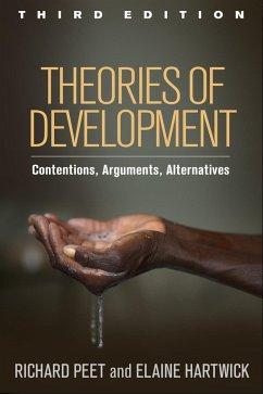 Theories of Development, Third Edition (eBook, ePUB) - Peet, Richard; Hartwick, Elaine