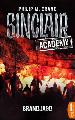 Brandjagd / Sinclair Academy Bd.12 (eBook, ePUB) - Crane, Philip M.