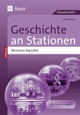 Geschichte an Stationen Spezial Weimarer Republik