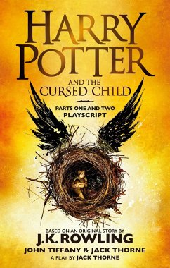 Harry Potter and the Cursed Child - Parts I & II - Rowling, J. K.; Tiffany, John; Thorne, Jack