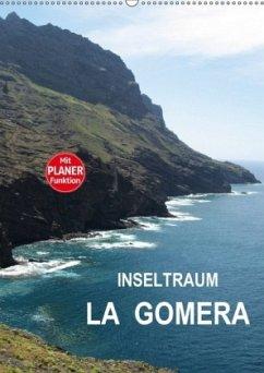 Inseltraum La Gomera (Wandkalender 2018 DIN A2 hoch)