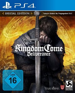 Kingdom Come Deliverance Special Edition (PlayStation 4)