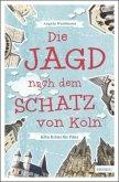 Köln Krimi für Pänz - Die Jagd nach dem Schatz von Köln (Mängelexemplar)