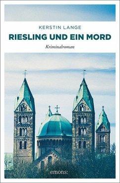 Riesling und ein Mord (Mängelexemplar) - Lange, Kerstin